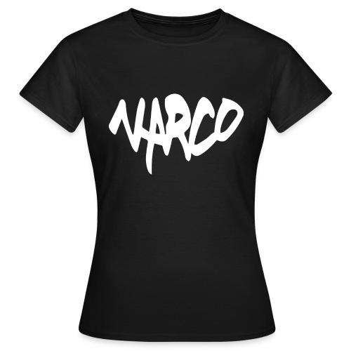 Logo NARCO - T-shirt Femme