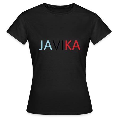 JAVIKA - Vrouwen T-shirt