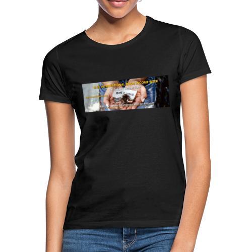 BIW-Cover - Vrouwen T-shirt