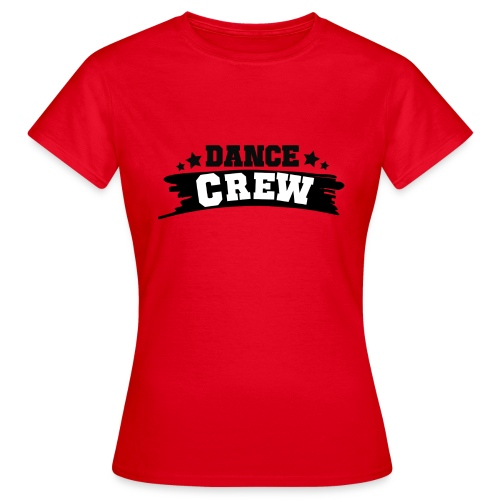 Tshit_Dance_Crew by Lattapon - Dame-T-shirt