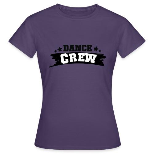 Tshit_Dance_Crew by Lattapon - Dame-T-shirt
