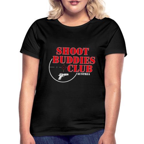 SBCA black - Frauen T-Shirt