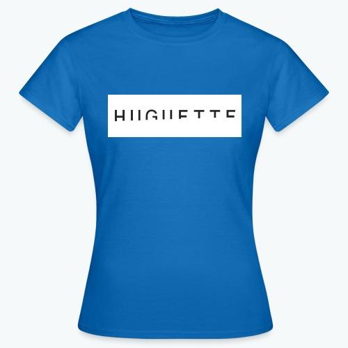 Huguette - T-shirt Femme