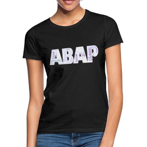 ABAP - Frauen T-Shirt