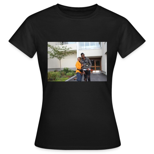 ishaa aziiz - T-shirt dam