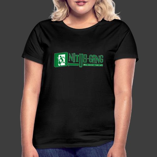 Notus-Gang - Frauen T-Shirt