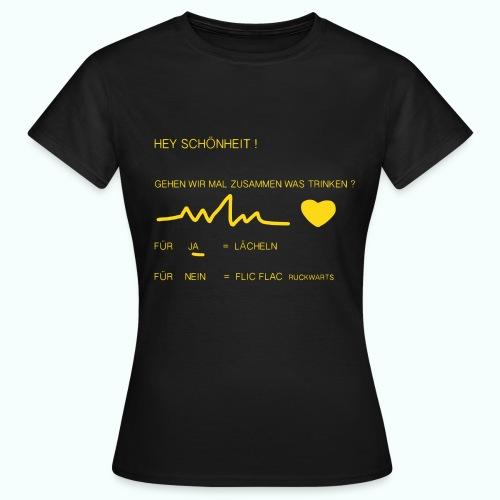 schönheit ve 1702410_1333 - Frauen T-Shirt