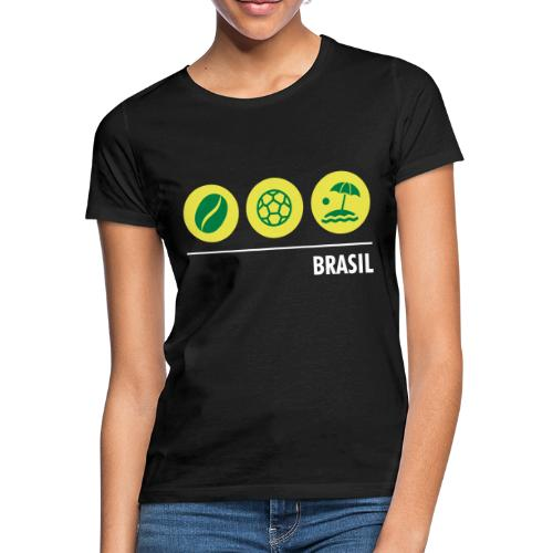 Circles - Brazil - Women's T-Shirt
