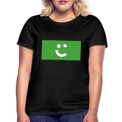 careem white wink - Frauen T-Shirt