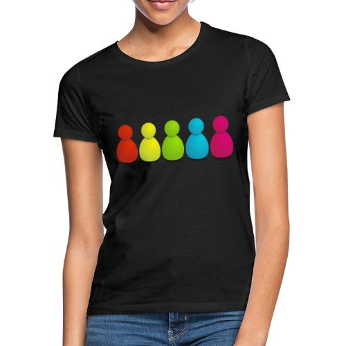 pawns game - Frauen T-Shirt
