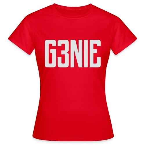 G3NIE sweater - Vrouwen T-shirt