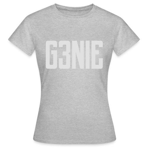 G3NIE bear - Vrouwen T-shirt
