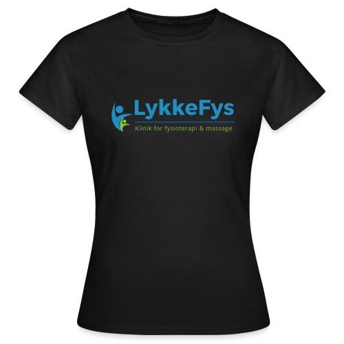 Lykkefys Esbjerg - Dame-T-shirt