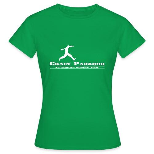 CHAIN PK OFFICIAL - Maglietta da donna