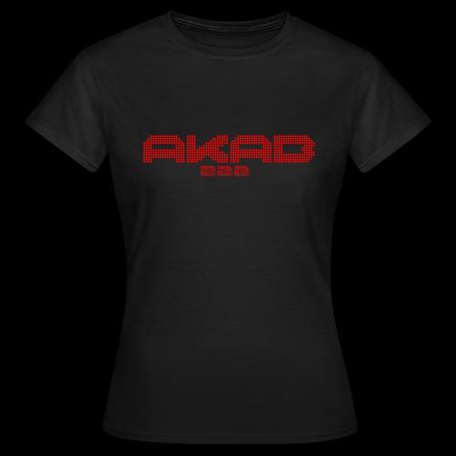 AKAB 222 - Women's T-Shirt