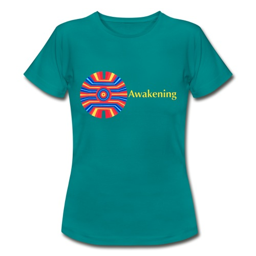 Awakening - Women's T-Shirt