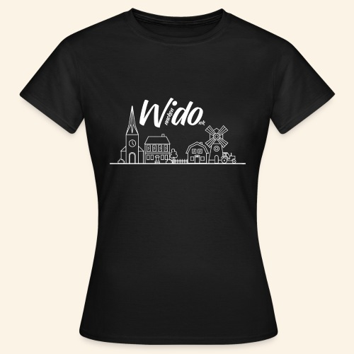 Wido Skyline - Frauen T-Shirt