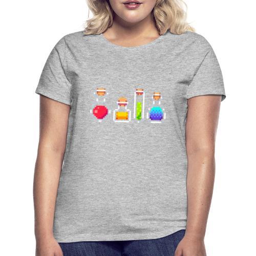 RPG Potions - Dame-T-shirt