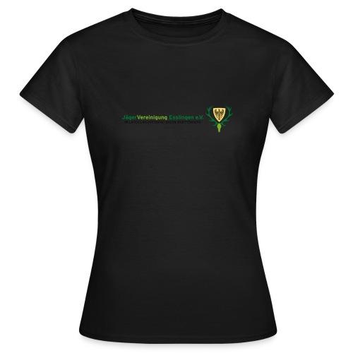 jaegervereinigung logo transparent - Frauen T-Shirt