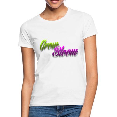 Grow Bloom - Camiseta mujer