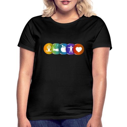Salud & Bienestar - Camiseta mujer