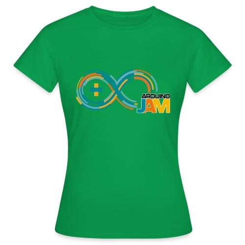 T-shirt Arduino-Jam logo - Women's T-Shirt