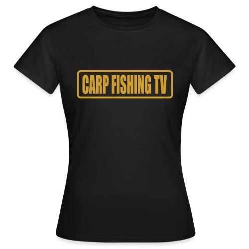 carpfishing-tv - Maglietta da donna