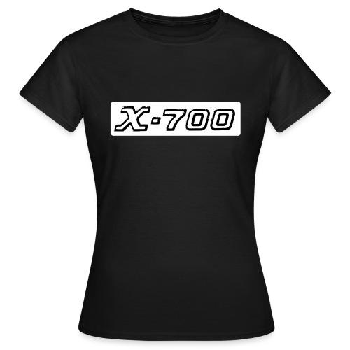 Minolta X-700 White - Maglietta da donna