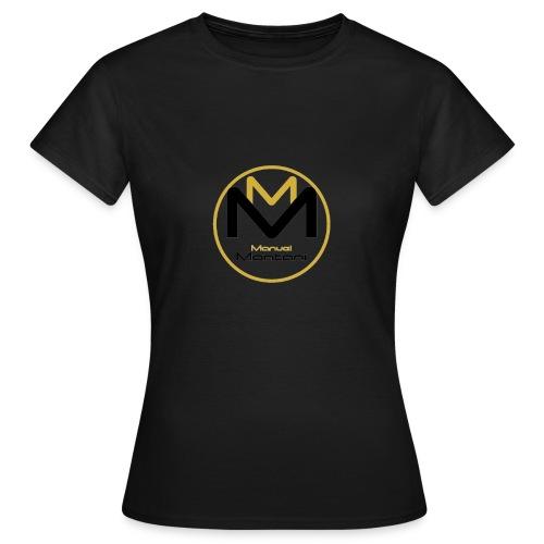 Logo MMwear - Frauen T-Shirt