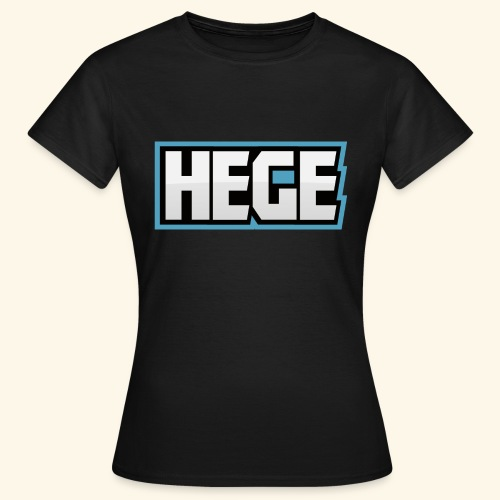 Hegeblau - Frauen T-Shirt