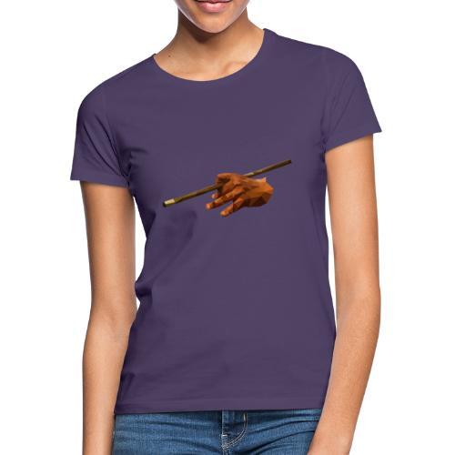 "Billard Shirt ""Polygon - Pool Billard - Frauen T-Shirt"