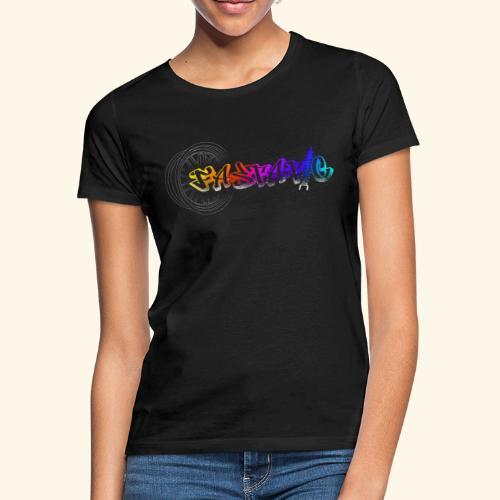 Fastatic mit Felge - Frauen T-Shirt