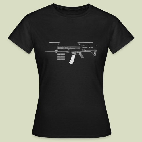 Robinson Armament XCR - Naisten t-paita