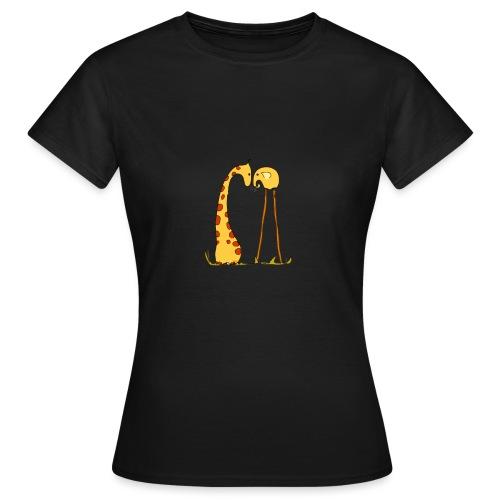 Maglietta San Valentino Tenera | con Animali - Maglietta da donna