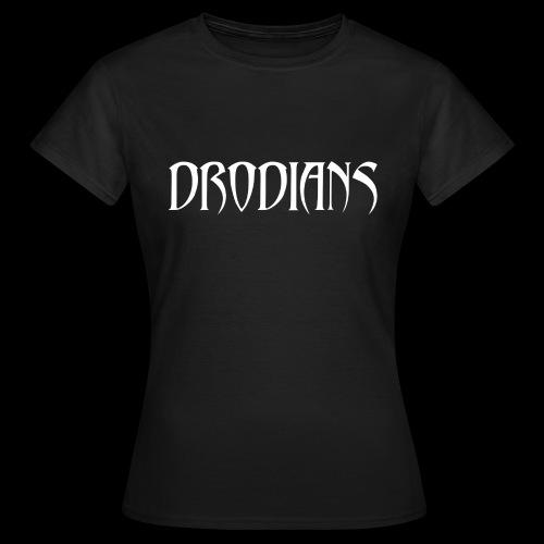 DRODIANS WHITE - Women's T-Shirt