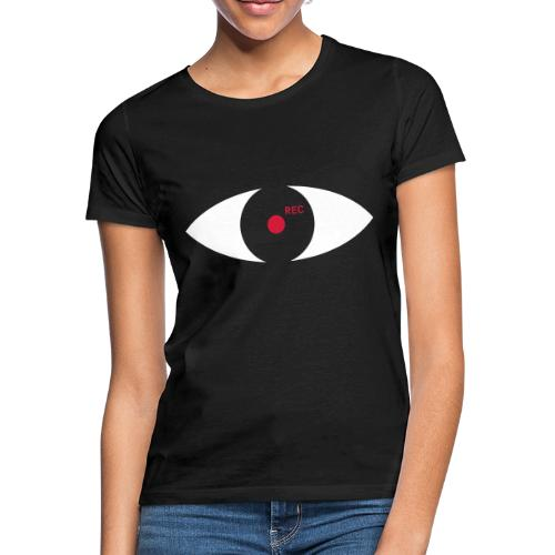 We see you! Black Edition - Frauen T-Shirt