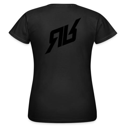 rrlogo - Frauen T-Shirt