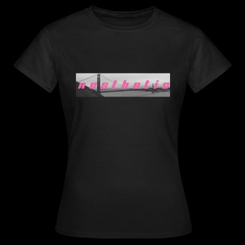 aesthetic_V1 - Frauen T-Shirt