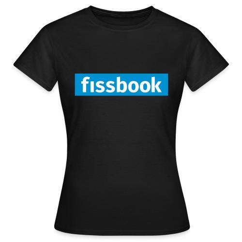 Fissbook Derry - Women's T-Shirt