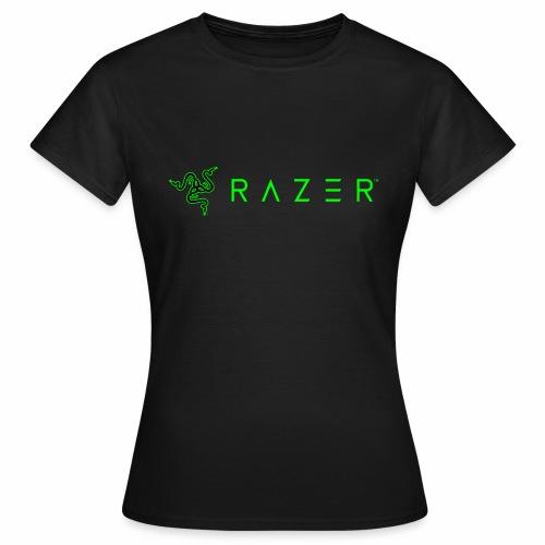 EnZo clan sponsor esports T shirt - Dame-T-shirt