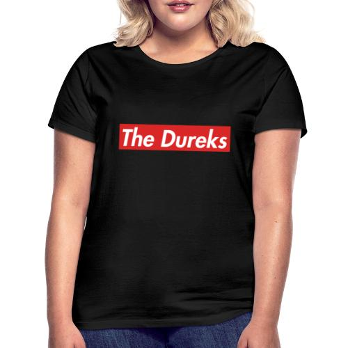 The Dureks - T-skjorte for kvinner