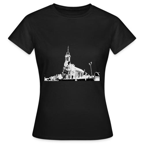 Cours de Pile Eglise 1 De - T-shirt Femme