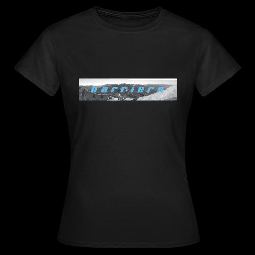 barriers - Frauen T-Shirt