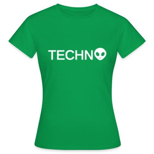 TECHNO3 - T-shirt dam