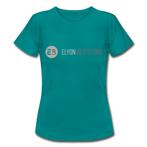 ElyonBeatstore Logo - Vrouwen T-shirt