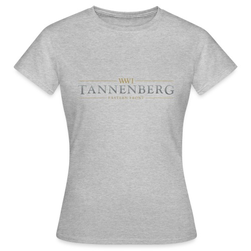 New Tannenberg Official Logo - Vrouwen T-shirt