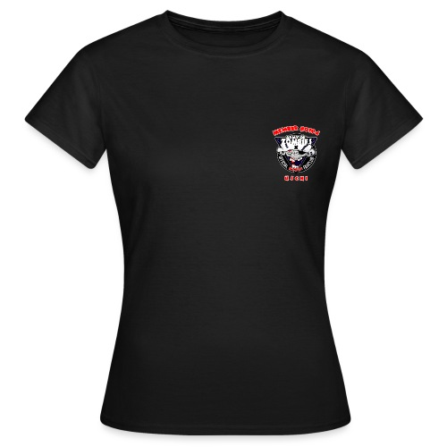 Brustlogo AoZ0194 - Frauen T-Shirt