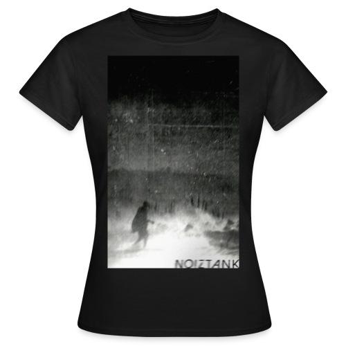 allein - Frauen T-Shirt