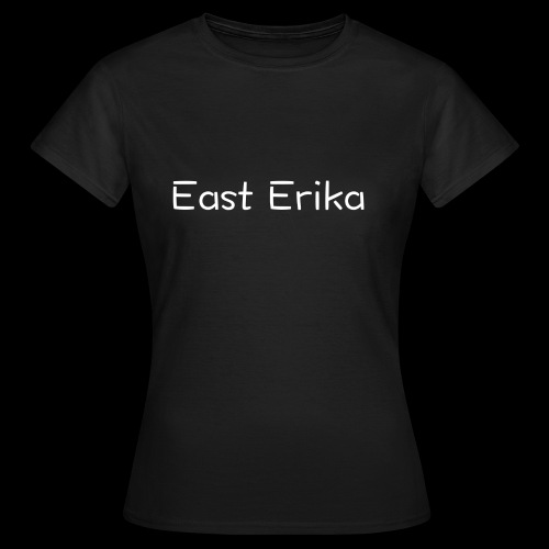 East Erika logo - Maglietta da donna