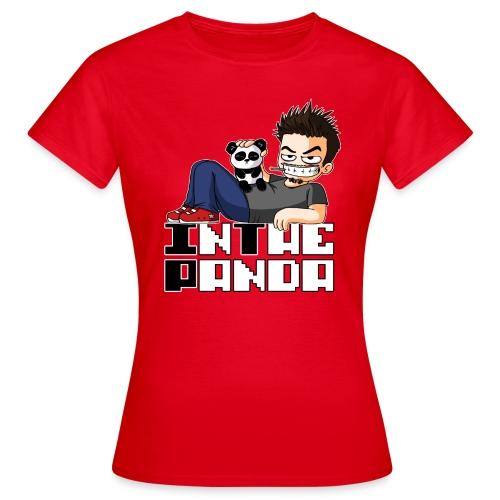 inthepanda tshirt png - T-shirt Femme